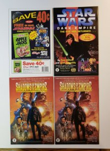 Star Wars Splinter Of The Mind's Eye #1-4 Complete Set Dark Horse NM