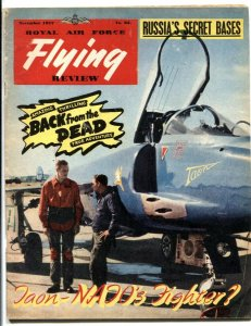 Royal Air Force Flying Review November 1957- Back From The Dead