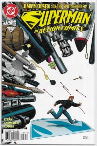 Action Comics   vol. 1   #737 VF