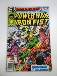 Power Man and Iron Fist #55 (1979)