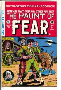 Haunt Of Fear-#10-FEB-1995-Gemstone-EC Reprint