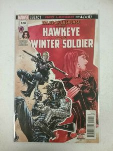 Tales of Suspense: Hawkeye and the Winter Soldier #100 Marvel Comics NW161
