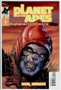 PLANET of the APES #2, NM+, Ape-ocalypse, Ian Edginton, 2001