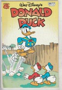 Donald Duck #285 (Jul-90) NM- High-Grade Donald Duck