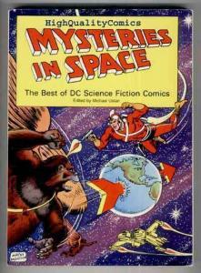 MYSTERIES in SPACE, VF/NM, Fireside, Frazetta, Murphy Anderson, GN, 1st, 1980