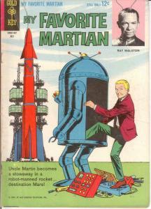 MY FAVORITE MARTIAN (1964 GOLD KEY) 2 G-VG July 1964 COMICS BOOK