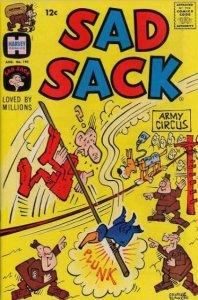 Sad Sack Comics #192, VG+ (Stock photo)