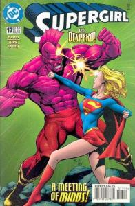 Supergirl (1996 series) #17, NM (Stock photo)