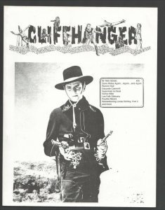 Cliffhanger #26 1999-WOY-zine for fans & collectors of serials-Zorro Rides Ag...