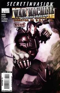 Iron Man (2005 series) #34, NM (Stock photo)