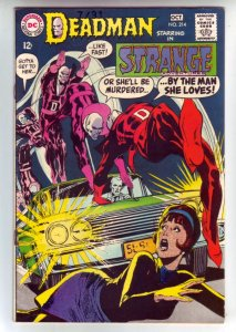 Strange Adventures #214 (Oct-68) NM- High-Grade Deadman