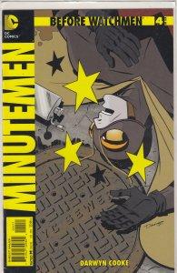 Before Watchmen: Minutemen #4 (2012)