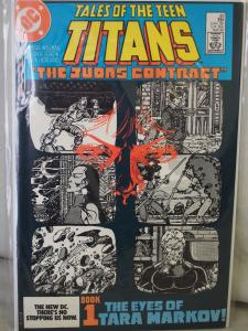 Tales of The Teen Titans 42 and 43 VF/N  condition.  Unread. 1984.