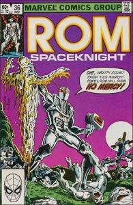 Marvel ROM #36 VF/NM