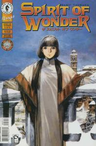 Spirit of Wonder #5 VF; Dark Horse | save on shipping - details inside
