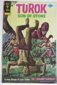 TUROK SON OF STONE (Gold Key, 11/1975) 100 VG COMICS BOOK