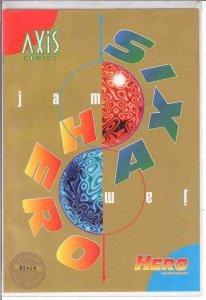 AXIS COMICS HERO ILLUSTRATED JAM (1994) NN (W/ HERO SEA COMICS BOOK