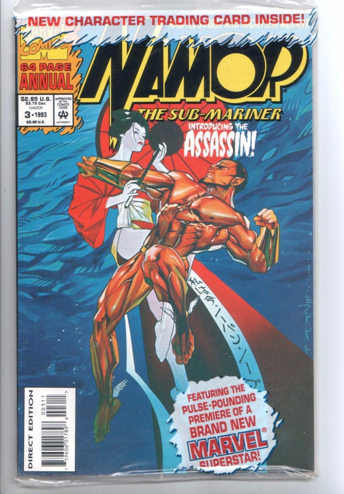 DAREDEVIL ANNUAL #9 MARVEL COMIC NEAR MINT CONDITION 1993