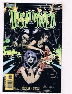 Disavowed (2000) #6 DC/Homage Comic Book Michael Heisler John Lucas HH4 AD38
