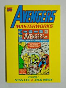 Avengers Masterworks #1 - 2nd Second Print - see pics - NM - 1993