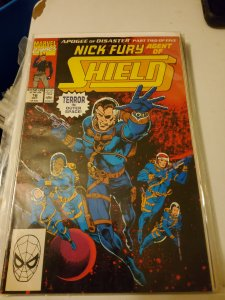Nick Fury, Agent of SHIELD #16 (1990)