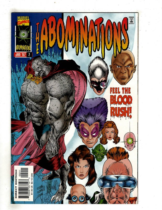 Abominations #2 (1997) OF42