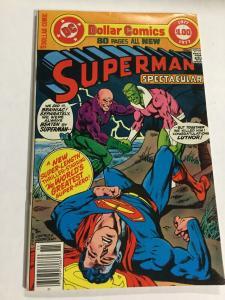 Superman Spectacular 1977 Vf Very Fine 8.0 DC Comics