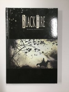 Black Fire Tpb Hardcover Hc Near Mint Nm Archaia