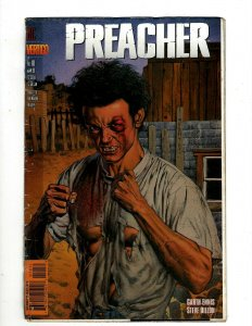 Lot Of 8 Preacher DC Vertigo Comic Books # 10 11 23 43 44 45 46 47 Ennis HY5
