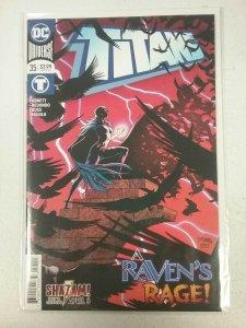 Titans #35 DC Universe Comic 2019 NW75