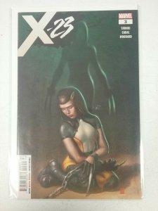 X-23 #3 Marvel Comic NW80