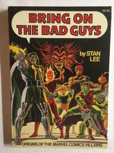 Bring On The Bad Guys By Stan Lee Fireside Nm Near Mint 9.4 Or Better