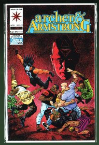 Archer & Armstrong #21 (1994)