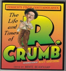 The Life And Times Of R.Crumb #1 (Jan-98) NM- High-Grade R.Crumb