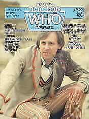 Doctor Who Magazine #90 FN; Marvel UK | save on shipping - details inside