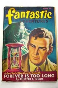 FANTASTIC ADVENTURES-MARCH 1947 VG