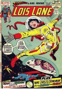 Superman's Girl Friend Lois Lane #123, VF- (Stock photo)