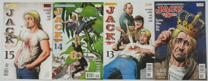 Jack of Fables: The Bad Prince #1-4 VF/NM complete story - Vertigo Comics #12-15