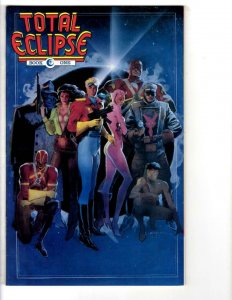 TOTAL ECLIPSE #1, VF/NM, Airboy, Eclipse Comics 1988  more in store