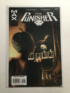 Punisher 48 Near Mint Nm Max Comics Marvel