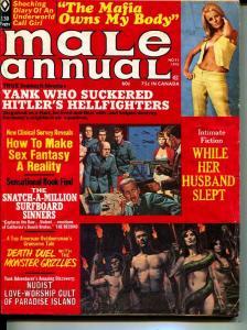 Male Annual-1970-Pussycat-Nymphs-Nudist-Sex-Adventure