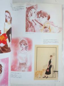 Quality Seasons by Nanpei Yamada Shojo Manga Artbook Japanese Hakusensha JP