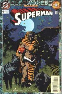 Superman (1987 series) Annual #6, NM- (Stock photo)