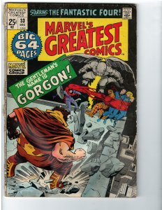 Marvel's Greatest Comics #33 (1971)