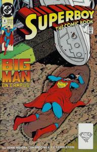 Superboy (2nd Series) #4 VF/NM; DC   save on shipping - details inside