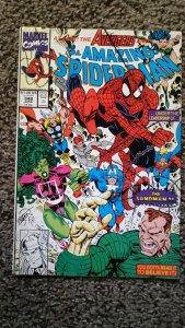 The Amazing Spider-Man #348 (1991) VF-NM