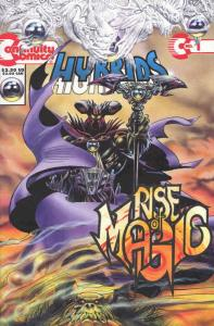 Hybrids (2nd Series) #1 VF/NM; Continuity | save on shipping - details inside