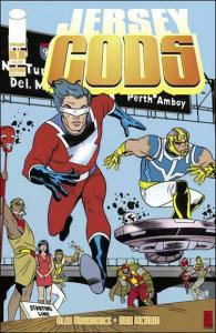 Jersey Gods #1 (2nd) VF/NM; Image | save on shipping - details inside