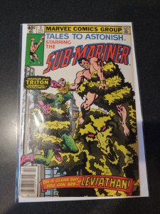 Tales To Astonish #3 (1979) 2nd Series Starring The Sub-Mariner