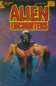 Alien Encounters (Eclipse) #7 FN; Eclipse | save on shipping - details inside